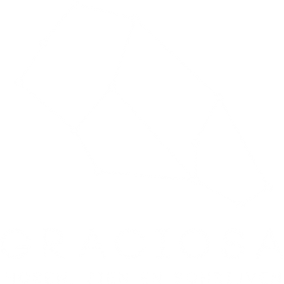 Graciosa-logo-wit